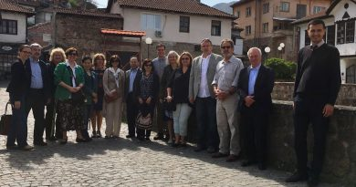 DMWC Diplomatic one day trip to Kratovo