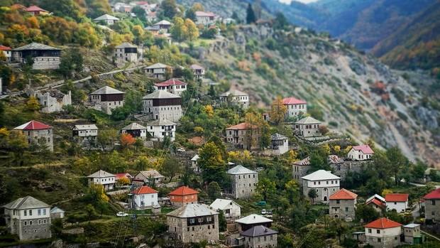 Literary colony at Galichnik