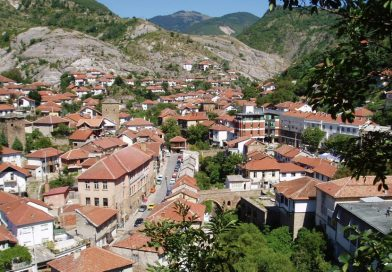 Kratovo- northeast undiscovered Macedonia