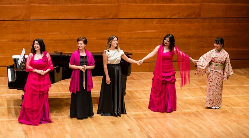 """DMWC Diplomatic Charity Concert """"Listen with your heart"""""""