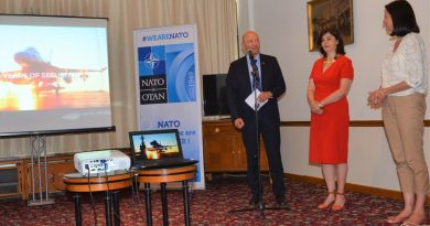 DMWC NATO Coffee Morning