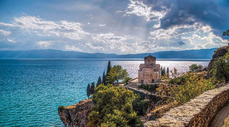 Frequent travelers in Macedonia – Ohrid