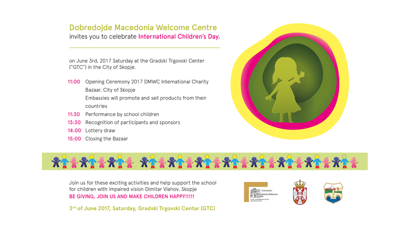 Charity Events – Macedonia Welcome Centere