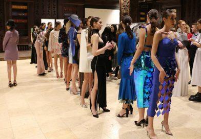 "DMWC Fashion show ""Made in North Macedonia: Women's Skills"", 2020"