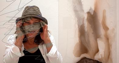LANDSCAPES – TRANSPARENCY art project with Angelina Popovska